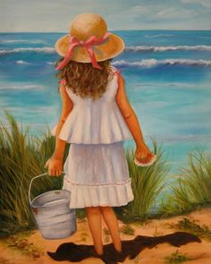 """At The Seashore"" by Joni McPherson"