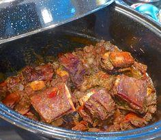 Tender Rosemary Beef Short Ribs