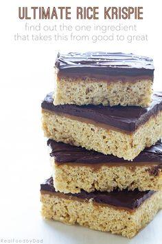 Ultimate Rice Krispie Treats [ Vacupack.com ] #trending #quality #fresh