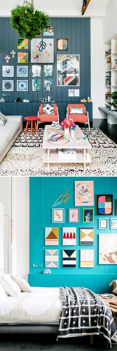 interior design. home decor. decoration. living space. living room. modern house. bed room. colorful style