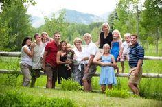 multi-generation family photo idea