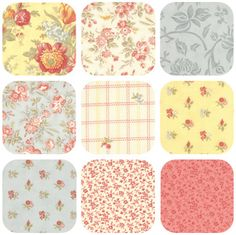 Get Oasis, Quilt Kits, Charm Packs and Candy Bars @ www.plumgoodquilting.com/shop