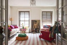 Alayne Patrick of Layla sitting room in Brooklyn | Remodelista