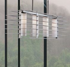 Skyline Linear Suspension by Hammerton Studio