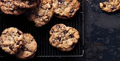 Finishing your cookies with a delicate, flaky salt like Maldon brings out the chocolate flavor and tempers the sweetness, creating the ultimate sweet and salty snack.