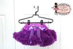 Sofia the First Pettiskirt  'LIKE' Facebook page: http://www.facebook.com/pages/A-Bow-for-my-Doll-Tutus-by-Gloria-Chang/237381999629806?ref=hl#!/pages/A-Bow-for-my-Doll-Tutus-by-Gloria-Chang/237381999629806  Hair available at www.abowformydollandtutus.com