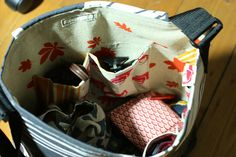 """bag lady by Soozs, Article """"Things I have learned about making bags"""""""