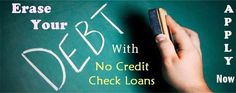 If you are in trouble due to old debt card bills and want to clear it now then you have to go with Payday Loans No credit check. Where you can find a cheap interest rate on the loan sums as well as no credit check procedure.