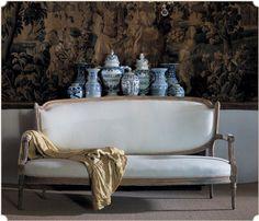 sofa, live space, gracious live, white badroom, sette, furnitur, blues, interior style