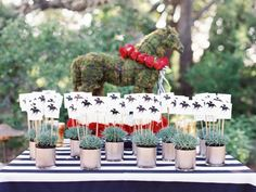 Derby party details | Michelle Boyd #wedding