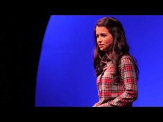 A moving TED talk by a student with dyslexia