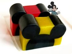 Mickey Mouse soap