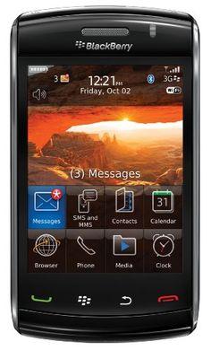 I love me some Blackberry Storm.