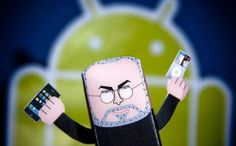 Sorry, Larry Page. Steve Jobs Really Wanted to Destroy Android