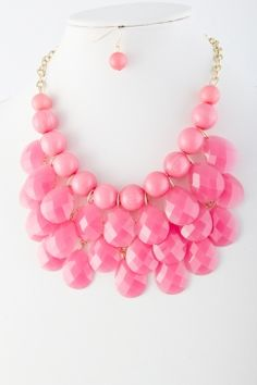 """Bead Necklace, for 5% off use the coupon code """"Russell"""" at checkout from escloset.com"""