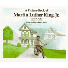 Book, A Picture Book of Martin Luther King, Jr. by David A. Adler