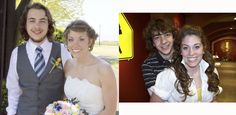 Justin and Rachel Mainero met in Zac Watson's Comp A class and were married May 19, 2012