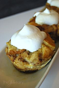 Stuffed French Toast Cupcakes inspiration pin