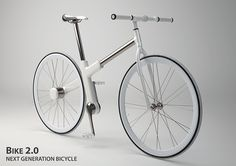 Bike 2.0 without Chain | Cooltransport | Daily Inspiration on WhereCoolThingsHappen