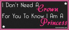 Princess probs(: