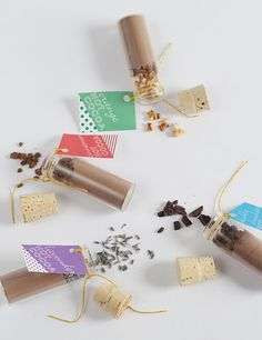 DIY Hot Cocoa Favors