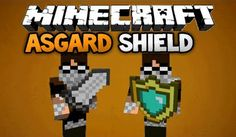 Asgard Shield Mod para Minecraft 1.5.1