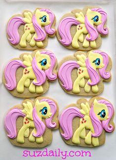 My Little Pony Cookie