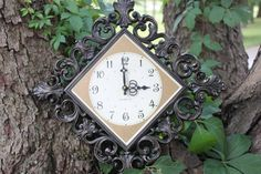 Ornate Clock.  Eightysix56.etsy.com