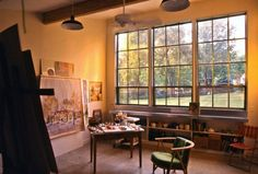 19 Artist's Studios and Workspace Interior Design Ideas