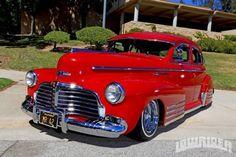 1942 Chevrolet Fleetline Series BH