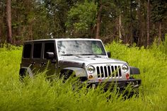 Jeep Wrangler Unlimited Rubicon Is Not for the Open Road