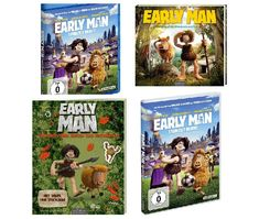 EARLY+MAN+auf+DVD+un