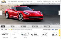 2014 Corvette Stingray: C7 - GT Car | Chevrolet
