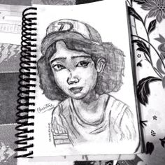 My first attempt at drawing Clementine