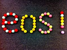 eos spells eos!