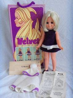 Velvet Doll - Crissys Cousin
