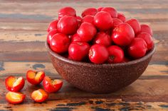 Acerola Cherry Uses