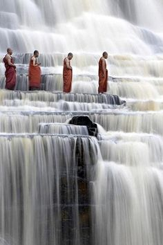 Pongua Falls, Vietnam by Gastoul / Embodied <3
