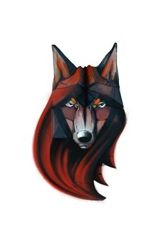 For the strength of the Pack is the #Wolf, and the strength of the Wolf is the Pack.  Drawn by http://isakvrisak.tumblr.com/ for my next tattoo