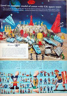 1962 Sears Christmas Book.