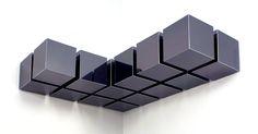 Very cool shelf! Exp