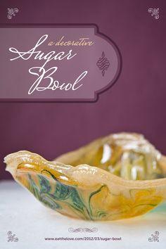 edible Sugar Bowl-beautiful!!!!