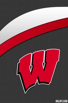 Wisconsin Badgers!!! http://www.bigtenfootballschedule.com