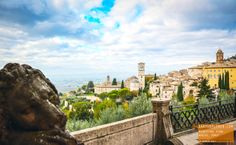 Beautiful View - Assisi Italy