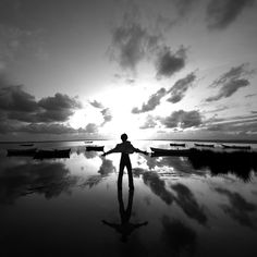 photographi inspir, freedom photographi, georg christaki, inspir quot, sunset, art, black white, 10 foto, beach