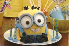 "Photo 4 of 20: Minions / Birthday ""Minion (Despicable Me) Party"""