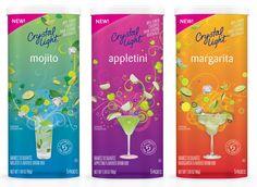 Crystal Light Mocktails...MUST TRY!!!