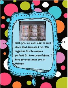 Classroom coupons!!
