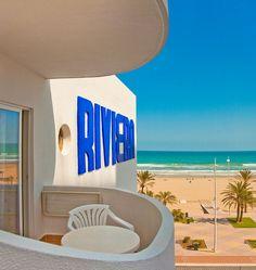 Hotel RH Riviera - Vista