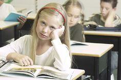 Inference: How is this girl feeling? What makes you think so? classroom, inference pictures, idea, school, teacher blogs, languag art, read, educ, teachers